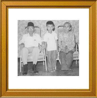 buyut kakung-putri kebumen 1979
